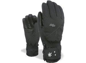 Level Bliss Sunshine - Snowboard Handschuhe für Damen - Schwarz (black)