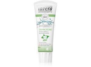 Lavera Basis Sensitiv Zahncreme Mint 75 ml