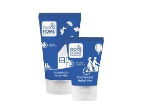 Go & Home Toothpaste Herbal Mint 30 ml