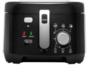 MEDION® Fritteuse, 1.800 Watt »MD 17771«, schwarz