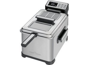 PROFI COOK Fritteuse PC-FR 1088, 2500 W, Fassungsvermögen 4 l, schwarz
