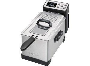 PROFI COOK Fritteuse PC-FR 1087, 2000 W, Fassungsvermögen 3 l, schwarz