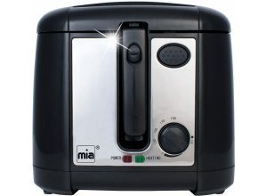 MIA Fritteuse SF 5070, 1650 W, schwarz