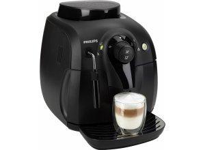 Philips Kaffeevollautomat HD8651/01 Xsmall, mit Panarello, schwarz