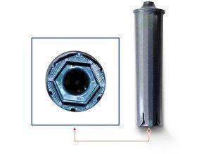 Jura 71793 Claris Smart Filterpatrone Wasserfilter grau