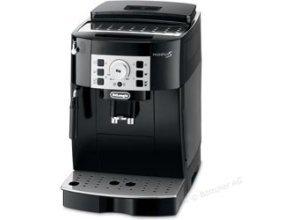 DeLonghi Kaffeevollautomat Magnifica S, schwarz, ECAM 22.110.B, mit Milchsystem, 15 bar, 1,8 Liter