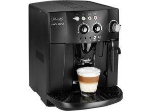 De´Longhi Kaffeevollautomat Magnifica ESAM 4008, 1,8l Tank, Kegelmahlwerk, schwarz