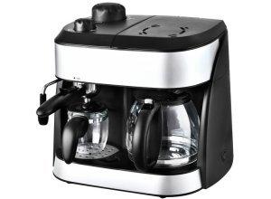 KALORIK Espresso- & Kaffeeautomat 3 in 1 TKG EXP 1001 C
