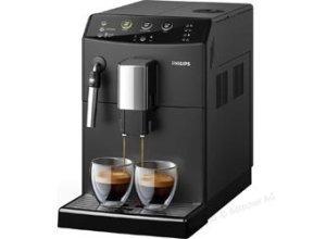 Philips Kaffeevollautomat 3000 Serie, schwarz, HD8827/01, 15 bar, 1,8 Liter