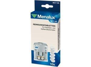 Menalux Reinigungstabletten MCT DE für Vollautomaten