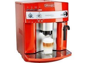 De´Longhi Kaffeevollautomat Magnifica ESAM 3200.S/3240, 1,8l Tank, Kegelmahlwerk, rot