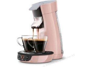 Philips Kaffeepadmaschine Senseo HD7829/30, Viva Cafe, 1450W, 0,9 Liter, rosa
