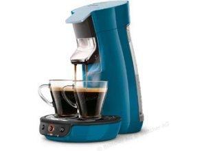Philips Kaffeepadmaschine Senseo HD7829/70, Viva Cafe, 1450W, 0,9 Liter, türkis