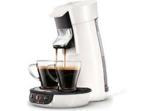 Philips Kaffeepadmaschine Senseo HD7829/00, Viva Cafe, 1450W, 0,9 Liter, weiß
