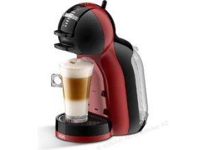 Krups Kaffeekapselmaschine Dolce Gusto, KP 120h, Mini Me, 1500W, 0,8 Liter, rot / schwarz