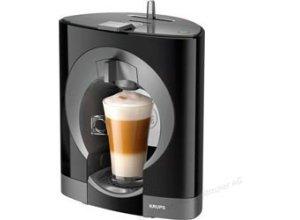 Krups Kaffeekapselmaschine Dolce Gusto, KP 1108, Oblo, 1500W, 0,8 Liter, schwarz