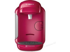 Bosch Kaffeekapselmaschine Tassimo Vivy 2, pink, TAS1401, 1300W, 0,7 Liter