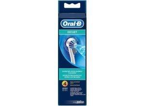 Oral-B Aufsteckbürsten OxyJet, 4er Pack