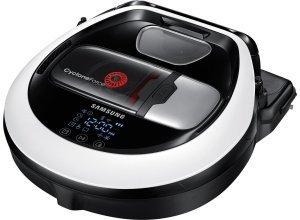 Samsung Saugroboter VR1GM7030WW/EG, 80 Watt, WIFI SmartControl - WLAN-Steuerung per App auch von unterwegs, weiß