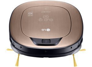 LG Saugroboter VRD 830 MGPCM, goldfarben