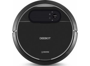 Ecovacs Saugroboter DEEBOT N78D, beutellos, schwarz