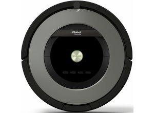 iRobot Saugroboter Roomba 866, beutellos, schwarz