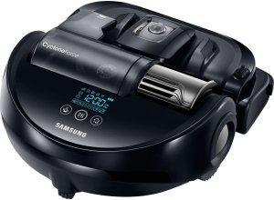 Samsung Saugroboter VR20J9259UC/EG/ POWERbot VR9200, 180 Watt, beutellos, Saugstarker Motor mit Cyclone Force, schwarz
