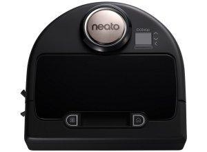 Neato Botvac-Connected Staubsaugerroboter mit Appsteuerung, schwarz