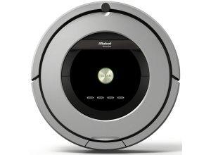 iRobot Saugroboter Roomba 886, beutellos, silberfarben