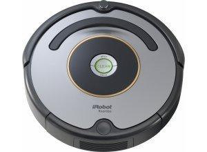 iRobot Saugroboter Roomba 616, silberfarben