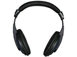 Hama Over-Ear-Stereo-Kopfhörer First Music, Schwarz, schwarz