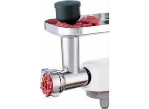 KENWOOD Fleischwolf KAX950ME NUR nutzbar in Verbindung mit der Küchenmaschine, 0 W, silberfarben