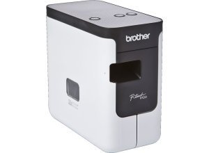 Brother Beschriftungsgerät »P-touch P700 USB Beschriftungsgerät«, grau