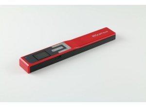 IRIS mobiler Scanner »IRIScan Book 5«, rot