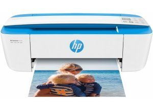 HP Deskjet 3720 Multifunktionsdrucker, blau