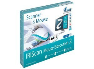 IRIS IRIScan Mouse Executive 2 (458075) »All-in-One-Mausscanner«, weiß