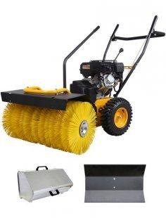 Set: Kehrmaschine »Handy Sweep 650TGE«, Breite/Ø: 60/35 cm