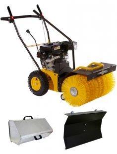 Set: Kehrmaschine »Handy Sweep 650TG«, Breite/Ø: 60 / 35cm