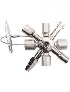 Universalschlüssel »Twin Key«