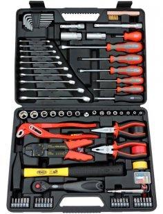 Werkzeugkoffer »144-FX-48 «, 168-tlg.