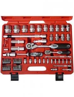 »Mechaniker-Steckschlüsselsatz«, 66 Teile