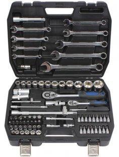 Werkzeugkoffer »82-tlg.«