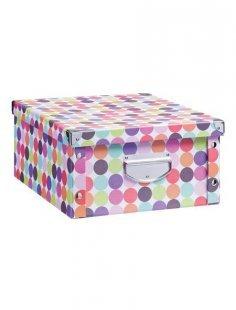 Aufbewahrungsbox »Dots«, 40x33x17 cm