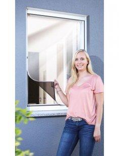 Insektenschutz-Fenster »Magnet«, BxH: 100x120 cm, weiß