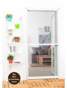 Insektenschutz-Tür »Master-Slim«, Bausatz BxH: 120x140 cm, braun