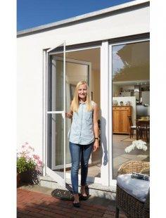Insektenschutz-Tür »PLUS«, BxH: 100x210 cm, weiß