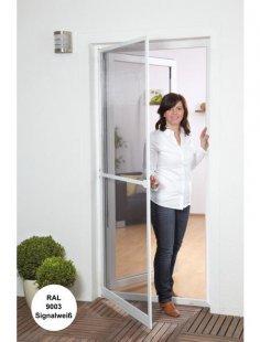 Insektenschutz-Tür »Basic«, Bausatz BxH: 100x210 cm, weiß