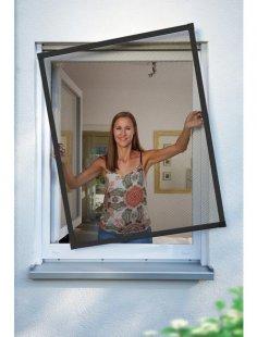 Insektenschutz-Fenster »PREMIUM«, BxH: 100x120 cm, anthrazit
