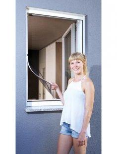 Insektenschutz-Fenster »Magnet«, BxH: 120x120 cm, weiß
