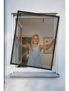 Insektenschutz-Fenster »PLUS«, BxH: 100x120 cm, anthrazit